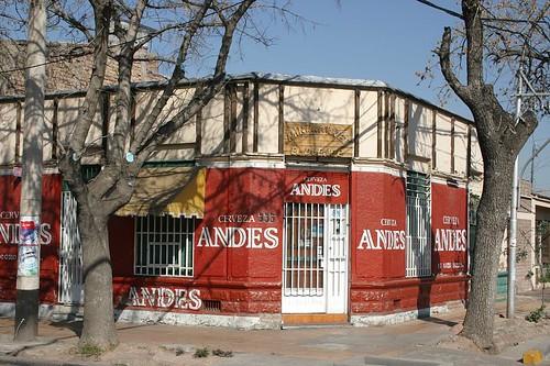 Mendoza suburb. Argentina, August 2008.