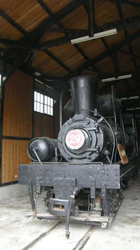 22.退休的阿里山蒸汽火車頠(1)