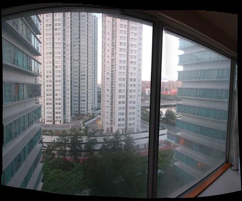 Regal Riverside Hotel View