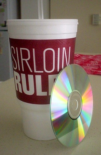 Medium-size cup in America