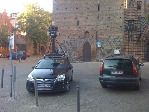 StreetView-Auto