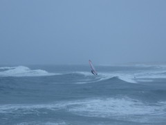TS Hanna wave sailing at the bowl