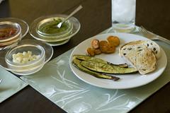 Unrolled Zucchini Slices