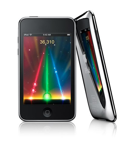 iPod Touch 2G metal