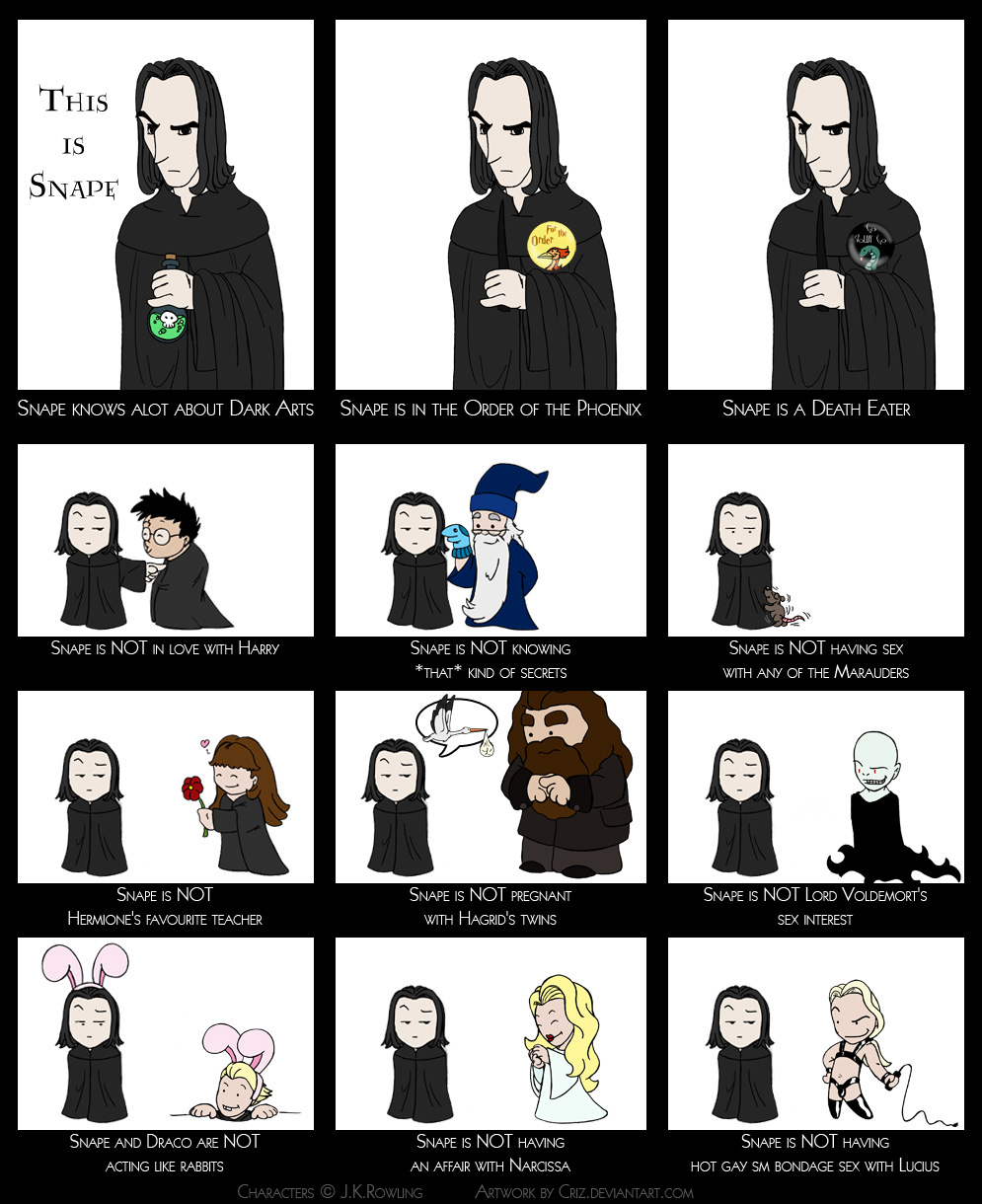 snape is