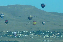 Reno Balloon Race Sunday