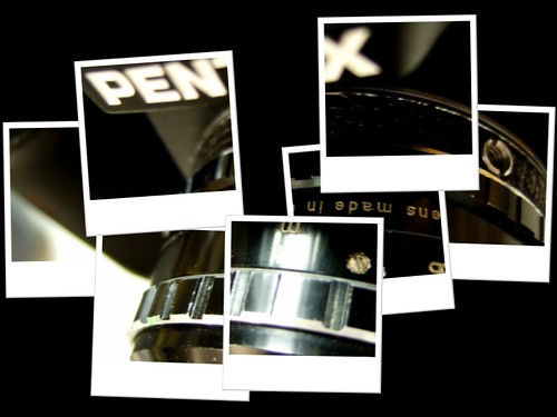 Collage on Pentax camera -- LBA Management