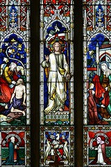 East window - Fawsley