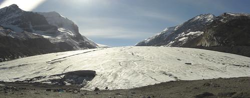 pan-Columbia Icefield Glacier