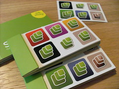 Microformats Moo Sticker Book