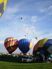 PA040160 (papermenagerie) Tags: newmexico balloons albuquerque hotairballoons