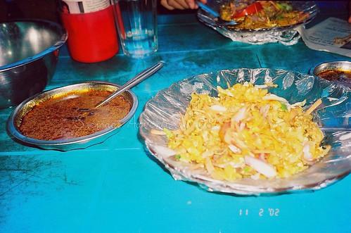 hot Sri Lankan dish