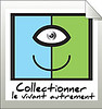 Logo de Collectionner le Vivant autrement, version polaroid