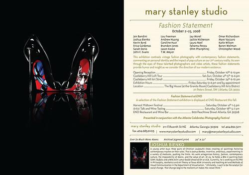 Mary Stanley Studio - Fashion Statement