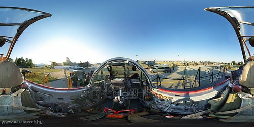 MIG-29 UB Cockpit panorama 360° - a photo on Flickriver