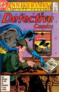 Batman y Holmes