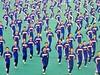 Men Gymnasts in the Prosper the Motherland  Mass Games (Ray Cunningham) Tags: tourism del republic stadium propaganda north may first korea tourist peoples communism gymnastics american mass democratic socialism norte northkorea pyongyang corea dprk koryo 平壤 北朝鮮 корея 평양 조선민주주의인민공화국 릉라도 raycunningham 5월1일경기장 rungrado raymondcunningham zaruka raymondkcunninghamjr ©raymondkcunninghamjr northkoreanphotography raycunninghamnorthkoreanphotography dprkphotography