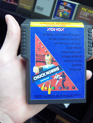 This Game (Ble Star) Tags: game video chuck norris cartridge colecovision xonox