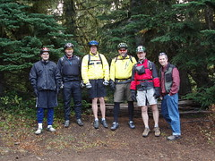 081018_001c-Rolling Thunder 4 gang at Corral Pass Photo