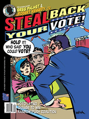 1. Steal Back Your Vote!