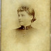 1883 Catherine Ann Harrigan Schaefer Peter's wife retouch