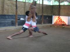 Kalaripayattu martial art