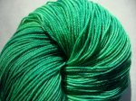"""Colleen's Green"" by Ravelry's Moominmama  #2 -7 Day Auction"