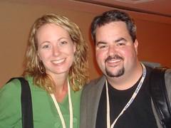 Wendy Treinen and Jason Falls PRSA Detroit