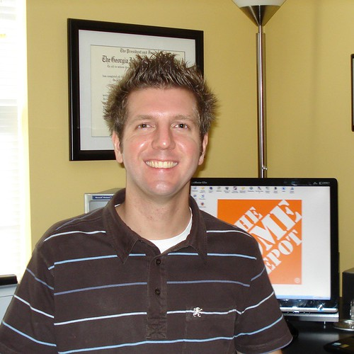 Nick Ayres, Home Depot