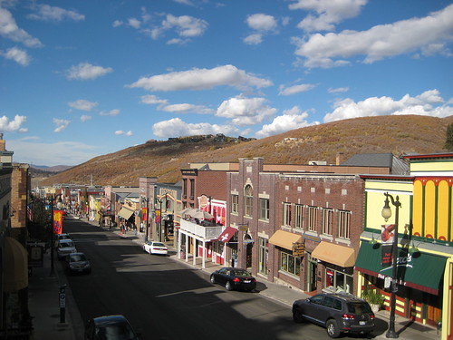 Park City Main St