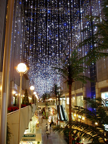 你拍攝的 神戶阪急。
