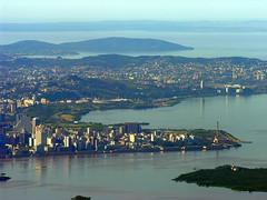 Porto Alegre (Claudio Marcon) Tags: brazil nature water brasil river landscape portoalegre rs