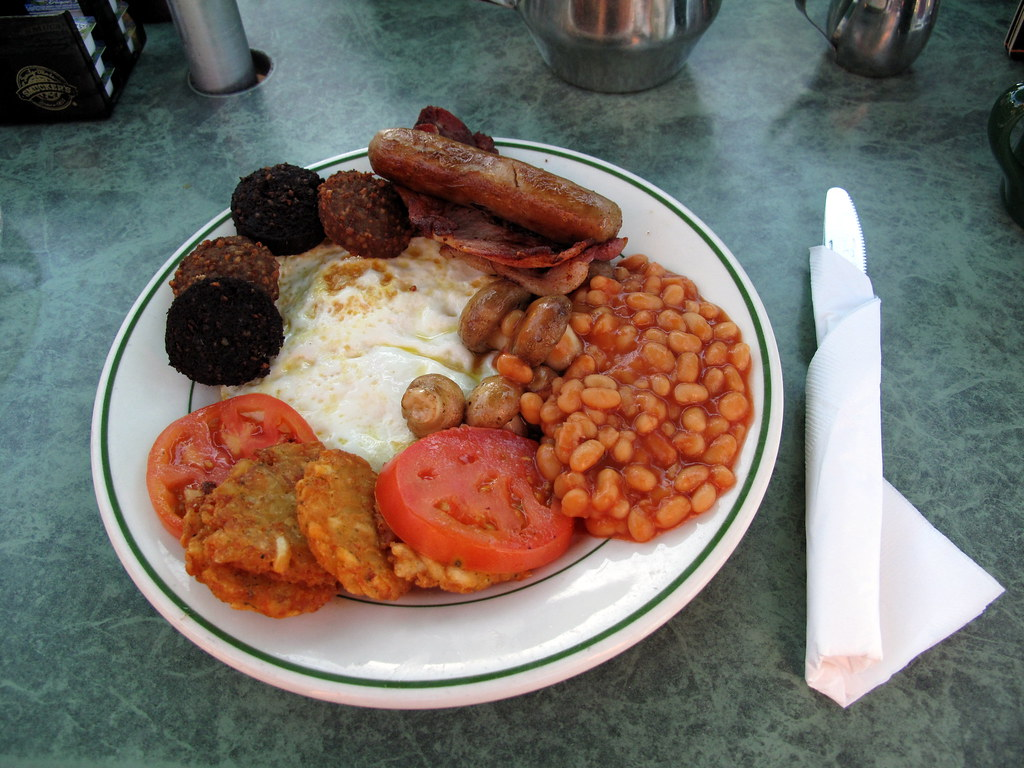 Full English Breakfast - Breakfast Of Champions