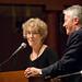 Mary Gordon Spence introduces Scott Simon