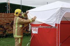 Fire Service Tent