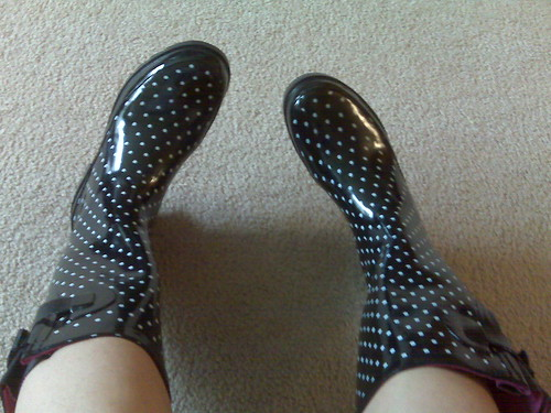 new rainboots
