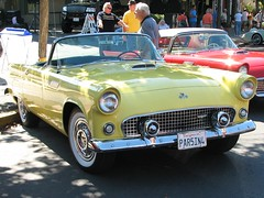 1955 Ford Thunderbird Convertible 'PAR51N4' 1 (Jack Snell - Thanks for over 21 Million Views) Tags: bird ford 1955 t convertible thunderbird tbird par51n4