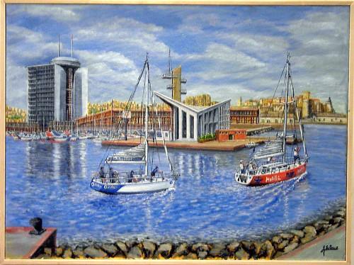 IX certamen Nacional de Pintura y Escultura-Ciudad de Melilla- 078