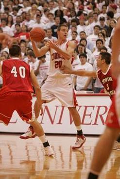 Ryan Wittman Cornell Big Red basketball