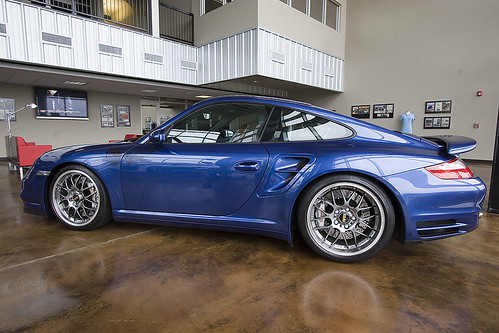 Performance Exhaust System >> APR Porsche 997 Turbo For Sale