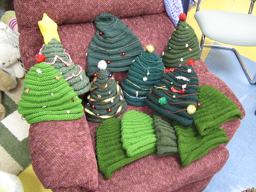 Christmas Tree Hats
