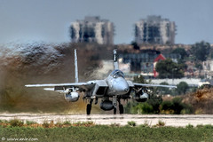 Full Throttle  Israel Air Force (xnir) Tags: lebanon canon photography eos israel is war fighter photographer force eagle air