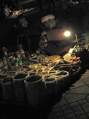 Marrakech Night Market (colonelhall) Tags: africa market morocco marrakech souk marrakesh jemmaelfna elfna