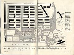 Middleton Tower Brochure 1955 - Camp Map (trainsandstuff) Tags: 1955 vintage map retro archival brochure morecambe pontins holidaycamp kamiya middletontower fredpontin
