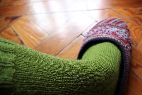 meia verde
