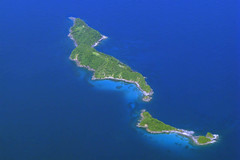 Glittering Islands (Storm Crypt) Tags: ocean travel sea tourism beach nature coral islands coast sand marine asia southeastasia philippines shell diving aerial resort shore naturereserve limestone destination coastline reef uninhabited aerialphotography southchinasea marinelife palawan sanvicente smallislands philippinetourism wowphilippines divesite divingsite beachresorts asiancountry palawancoast westernpalawan southchincasea sanvicentepalawan