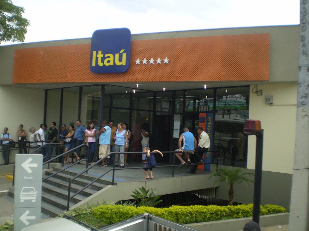 Agência Itaú em Pirituba