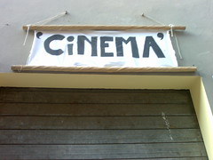 No global cinema (twentyfoursides) Tags: cinema modern no urbino global