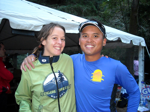 Ultramarathon Jenn And Billy http://365ultra.blogspot.com/2008/12/quad-dipsea-08-photos.html