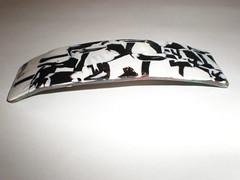 hair clip (galiweintraub) Tags: art design israel decoration craft polymerclay fimo clay jewlery polymer